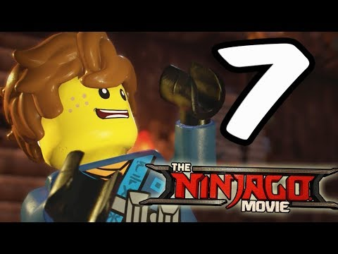 LEGO  Ninjago Movie Videogame: Part 7 Lost City of Generals! coop Walkthrough (PS4 Pro)