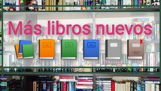 Más libros nuevos...