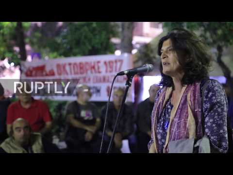 Greece: Golden Dawn opens new offices in Piraeus amid antifascist protests