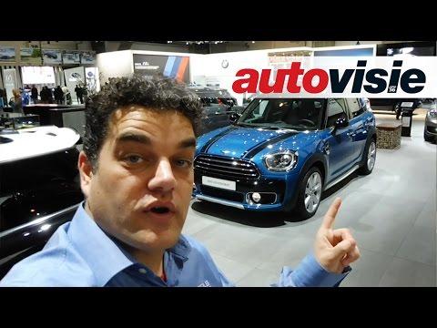Autovisie Vlog: Beursverslag Autosalon van Brussel 2017