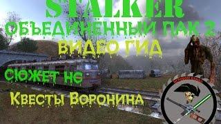 Сталкер ОП 2 Воронин