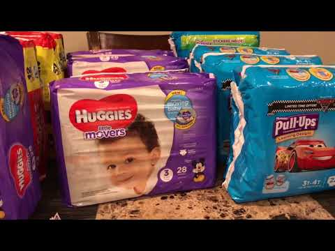 HOT Huggies Deal & FREE $25 Toys R Us Gift Card - Couponing At Rite Aid 10/8-10/17