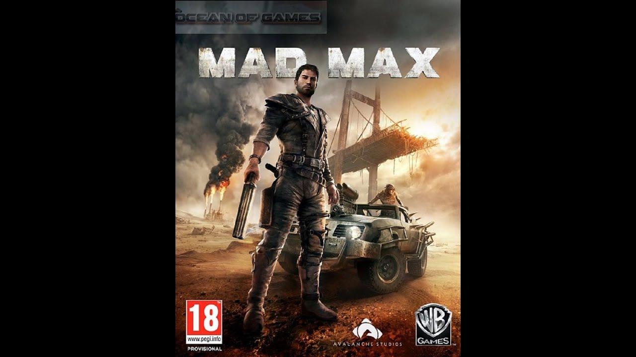 mad max crack v4