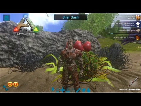 Ark Mobile - How To Get Plant X Seed