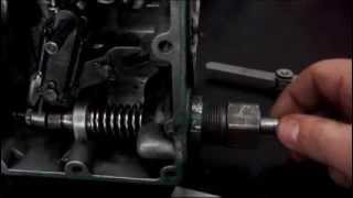 How to Set Maximum No Load RPM on Detroit Diesel 71 series 8v71 6v71