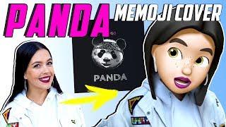 PANDA - CYGO (MEMOJI COVER BY NILA MANIA)