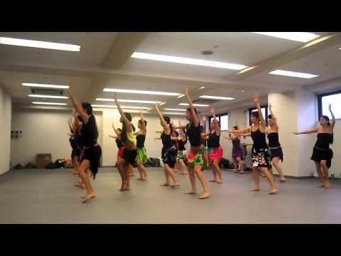 Tahitian workshop in Yokohama part 2