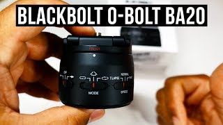BLACKBOLT O-BOLT BA20 MINI PANNING HEAD REVIEW | GREAT ACTION CAMERA ACCESSORY