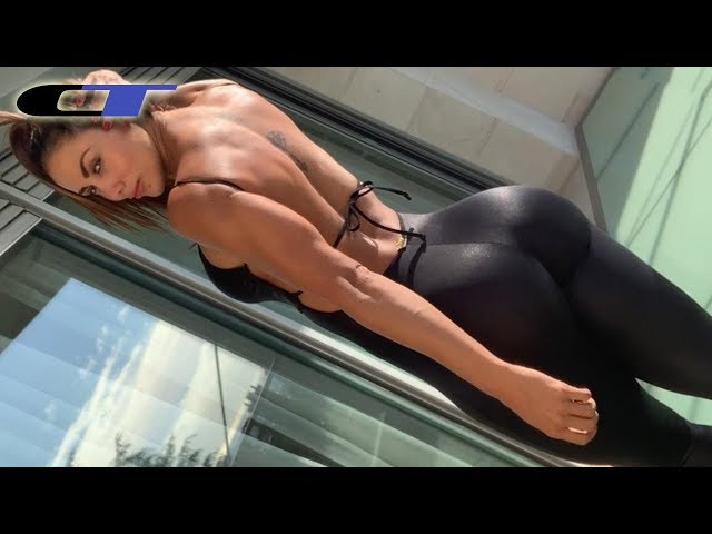 QUICK & EFFICIENT COLOMBIAN FAT BURN WORKOUT 4 CHRISTMAS 2018 (Sonia Isaza)