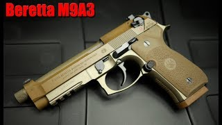 Beretta M9A3 1000 Round Review Worth The Money