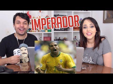 REACT ♫ ADRIANO VAI VOLTAR? | Paródia Lucas Lucco - Permanecer feat. MC G15 (FutParódias)