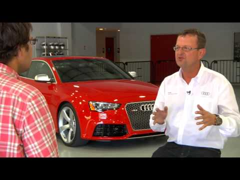 The Man Who Runs quattro GmbH - /DRIVE UNCUT