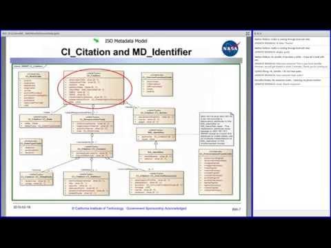 NASA Earthdata Webinar: Implementing ISO 19115 Standards: NASA Earth Science Data