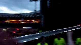 AC/DC FLING THING / BONNY in Glasgow, Hampden Park June 30, 2009