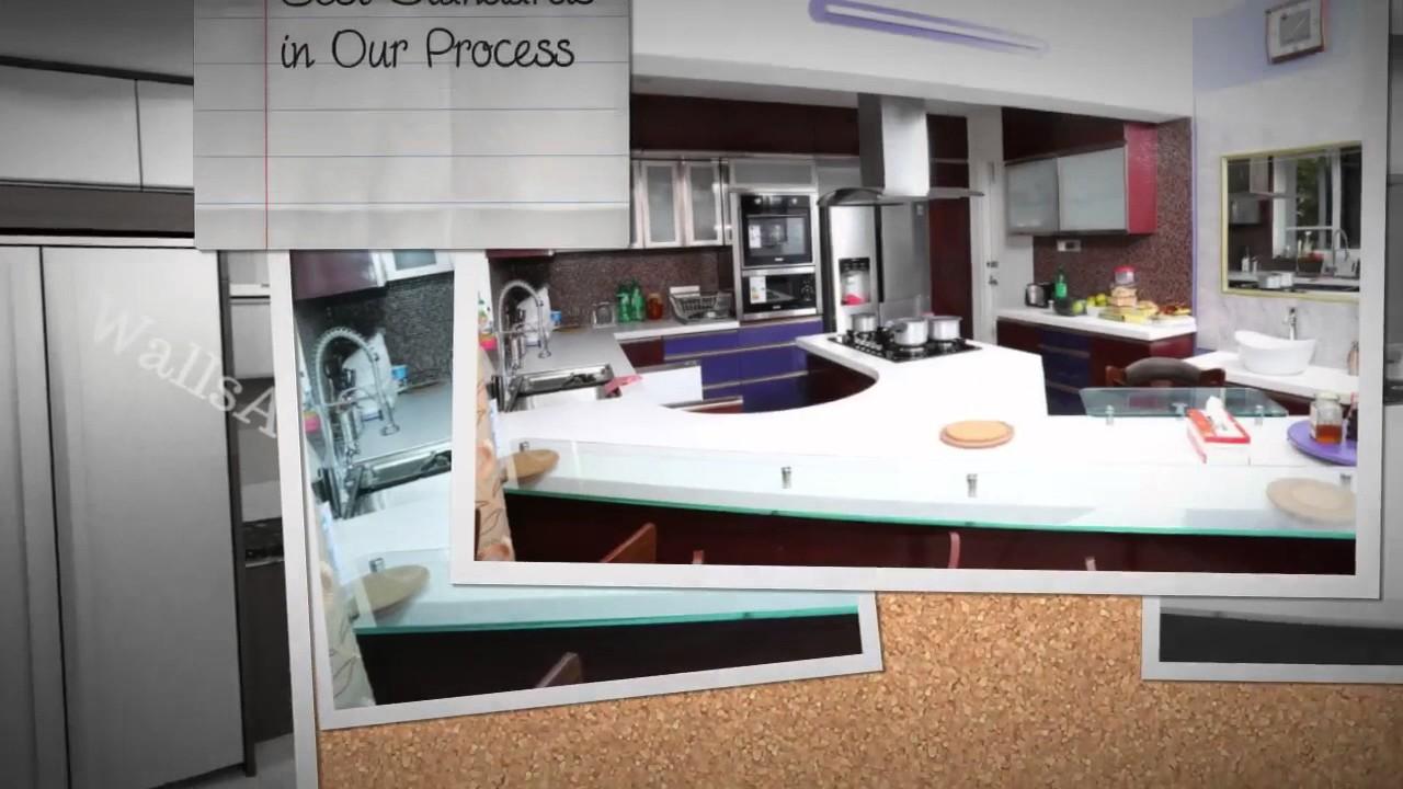 Kitchen Interior Design In Hyderabad   Walls Asia Interior ...