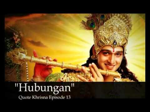 Hubungan - Quote Krishna Episode 13