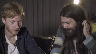 Biffy Clyro - MTV Unplugged Q&A (Pt 2)