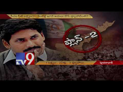 Thumbnail: YS Jagan's action plan for YCP's rise to power in 2019 - TV9