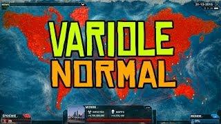 Plaque Inc. Evolved Gameplay #21 Variole en normal: Variola Quendi! FR