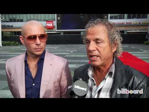 Pitbull and Producer Larry Klein Preview the 2013 American Music Awards