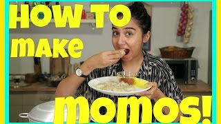 How To Make Momos! | RealTalkTuesday | MostlySa...
