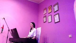 Уроки вокала. Моя распевка.
