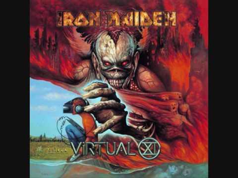 Iron Maiden - Virtual XI  (Full album)