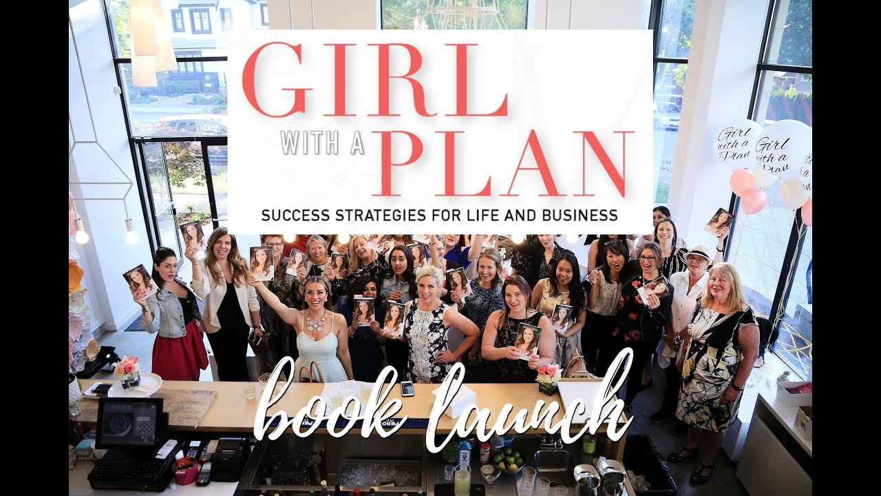'Girl With A Plan' Book Launch | Event Highlights