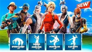 🔥 *FILTRATED* ALL NEW FORTNITE SKINS AND BAILES! 🔥 (UPDATE 8.10) [Flopper]
