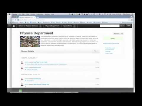 Drupal Association Webinar Plugging In To Open Atrium 2 0   Extending OA 2 0's Capabilities
