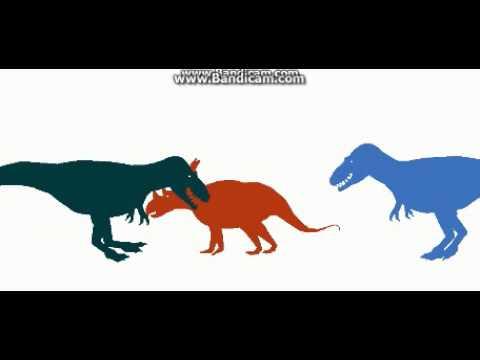 chasmosaurus vs daspletosaurus