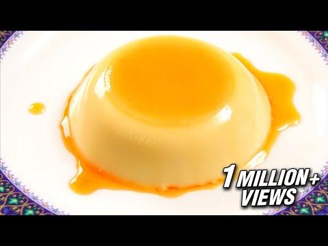 Eggless Caramel Custard | Delicious Dessert Recipe | The Bombay Chef – Varun Inamdar