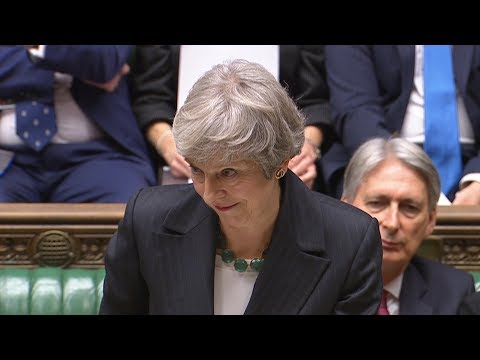 Watch Westminster's tumultuous week unfold as Theresa May's Brexit plan kickstarts rebellion