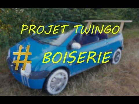 TWINGO CAB FT.AKRAM, BENJROYER #BOISERIE