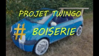 TWINGO CAB FT.AKRAM, BENJROYER #BOISERIE