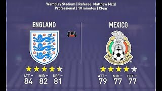 England u-17 vs mexico u-17 !! fifa u-17 world cup 1080p60p