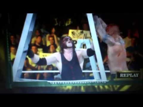 Money In The Bank 2014 John Cena Wins
