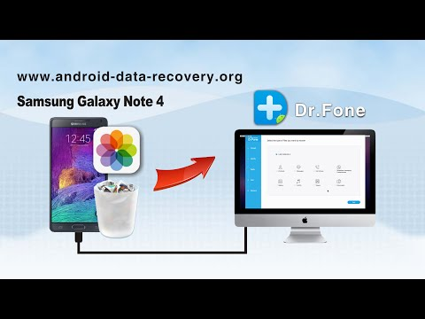 Galaxy Note 5 Data Recovery: Recover Data on Samsung Galaxy