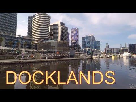 Docklands...Melbourne...Australia Tour Pt 2