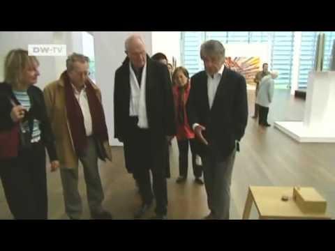 Frieder Burda -- Stifter, Mäzen, Sammler   Made in Germany