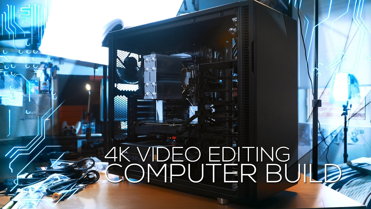 Guide cheap computer for pro video editing youtube.