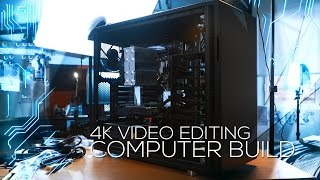 Short video documenting the build process for my 4k editing computer, shot on sony fs5 in and edited adobe premiere cc. graphics done after effects cc, parts list:, - intel xeon ...