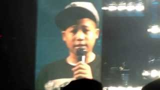 Jay Z Brings 12 Year Old Fan On Stage During Concert - Greensboro, NC - ORIGINAL thumbnail