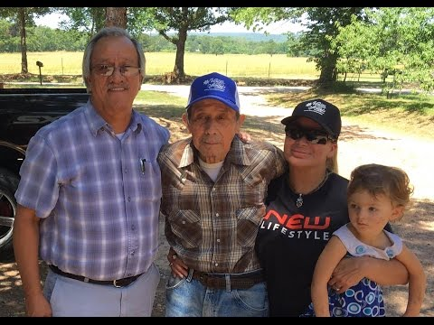 Dennis Sixkiller of The Cherokee Nation Interview in Cherokee