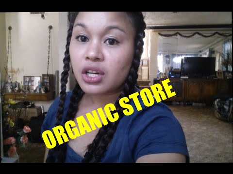 ORGANIC STORE !!! Pinay in New York-Volume#76 - MaryAnn.A