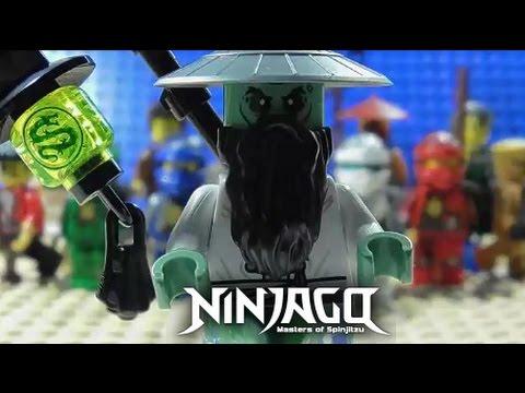 LEGO NINJAGO - War of the Titans (SEASON) OFFICIAL INTRO!