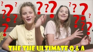 The Ultimate Q & A with Annie and Hayley ❓ (WK 338) |tayley