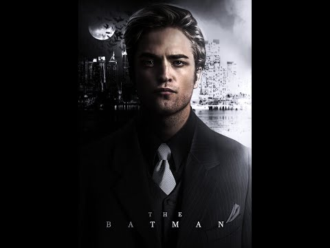 THE BATMAN 2021 Teaser Trailer Concept   Robert Pattinson, Matt Reeves DC Movie