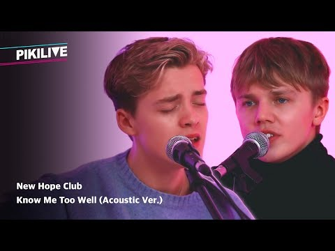 New Hope Club - Know Me Too Well (Acoustic Ver.) [피키라이브]