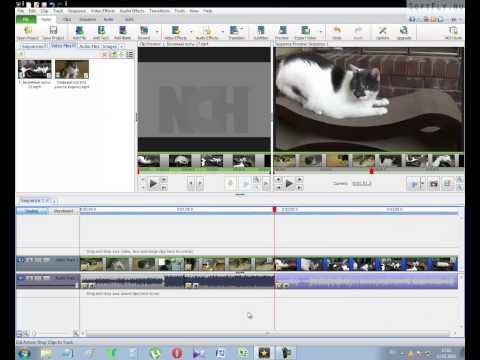 Нарезка и склейка видео. SoftFly.ru